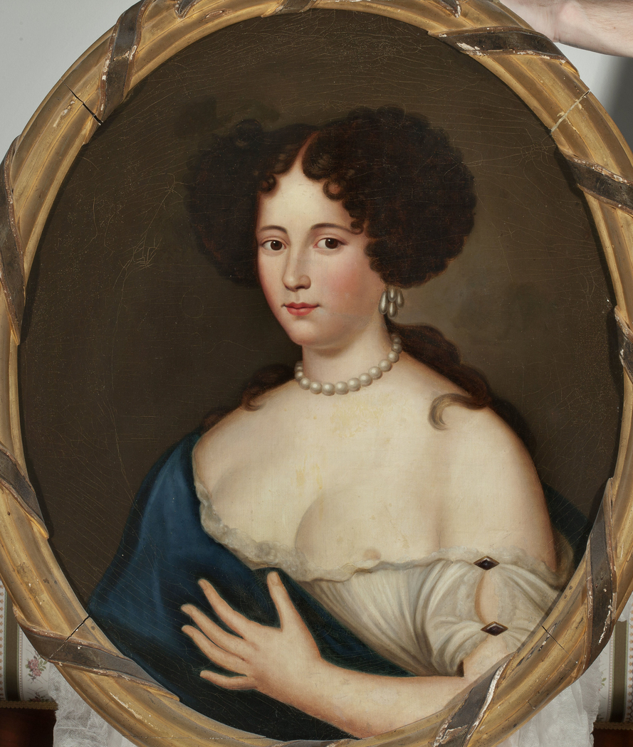 Portrait of Maria Mancini (1639–1715)