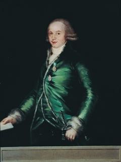Portrait of Mariano Luis de Urquijo