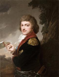 Portrait of Michał Kleofas Ogiński