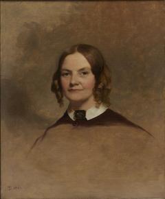 Portrait of Mrs. George H. Crossman