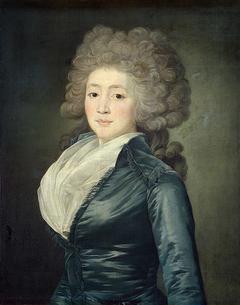 Portrait of Olga Zherebtsova