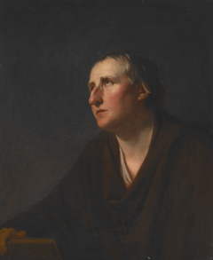 Portrait of Rev. Richard Stables