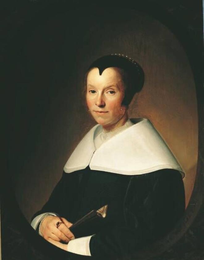 Portrait of Sara Herrewijn