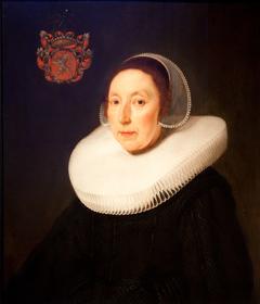 Portrait of the Burgermeester's Wife, Weyntgen van Bronckhorst