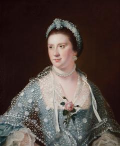 Portrait of the Hon Mrs Boyle