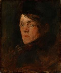 Portrait of the Painter Eilif Peterssen