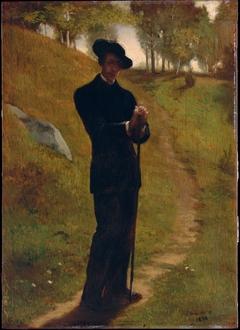Portrait of the Painter