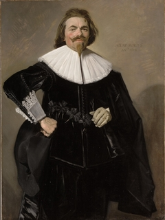 Portrait of Tieleman Roosterman