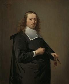 Portrait of Willem Jacobsz Baert, Burgomaster of Alkmaar and Amsterdam