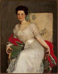 Portrait of Zofia Brzeska