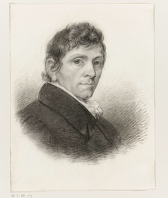 Portret van Charles Howard Hodges