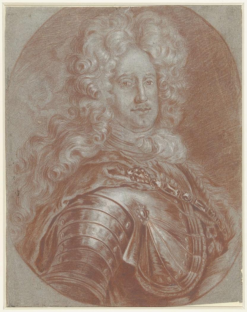 Portret van Johann Wilhelm van de Palts