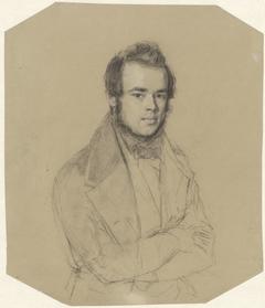 Portret van John Palm
