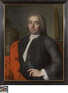 Portret van Joris Dumery