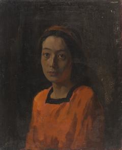 Portret van Wilma Knaap