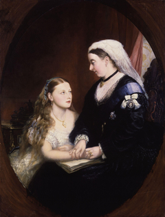 Princess Beatrice of Battenberg; Queen Victoria