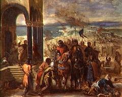 Prise de Constantinople par les croisés