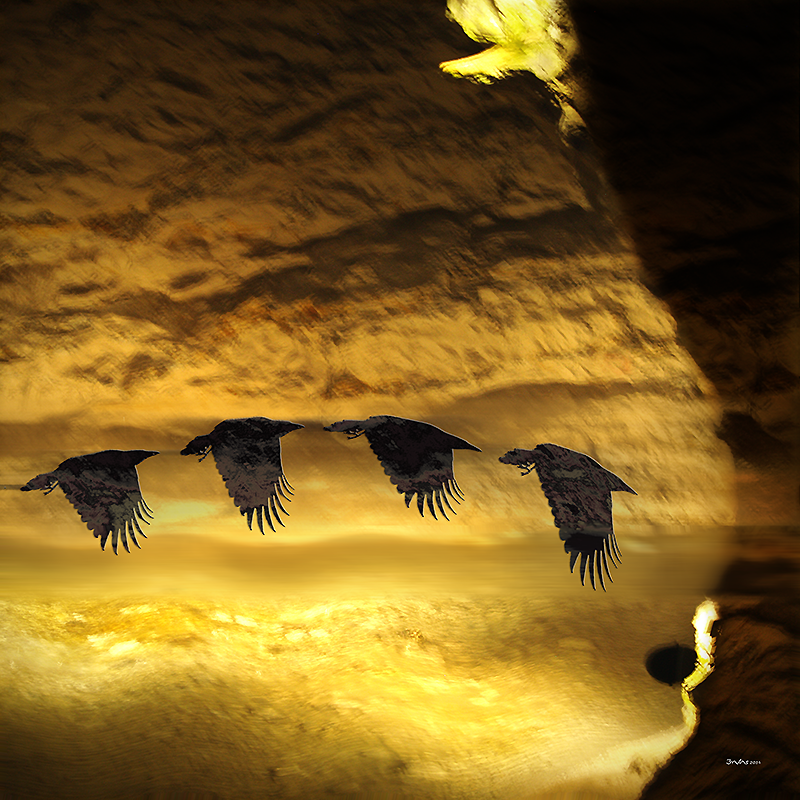 Protection Cave