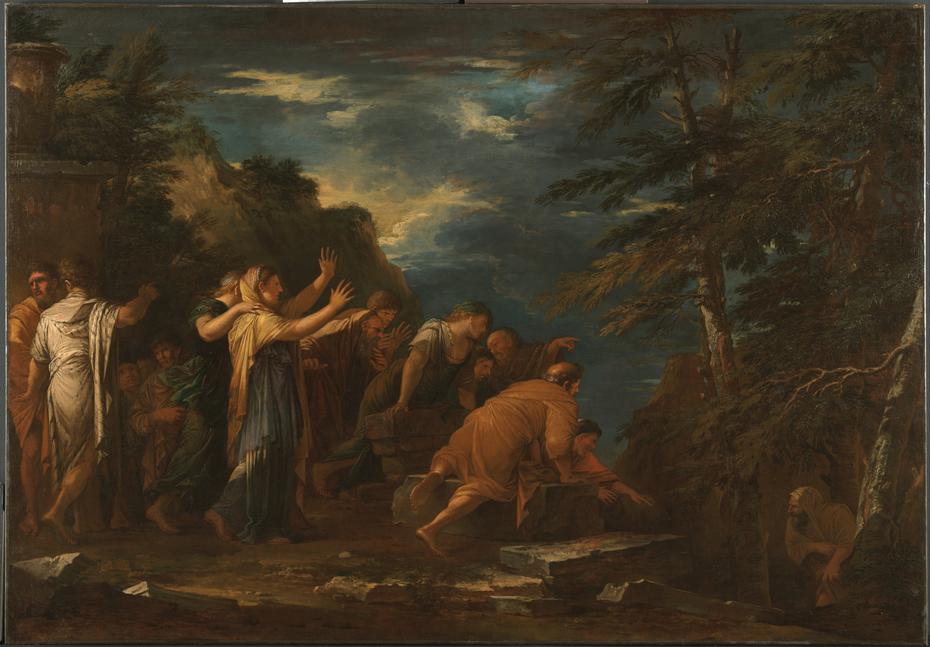 Pythagoras Emerging from the Underworld