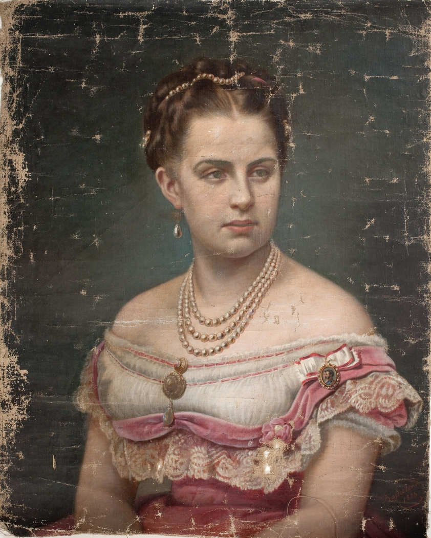 Queen Olga of Greece
