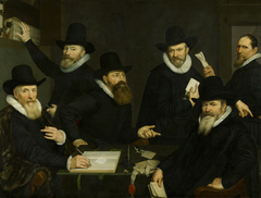 Regents of the Old Men's and Woman's Almshouse, 1618