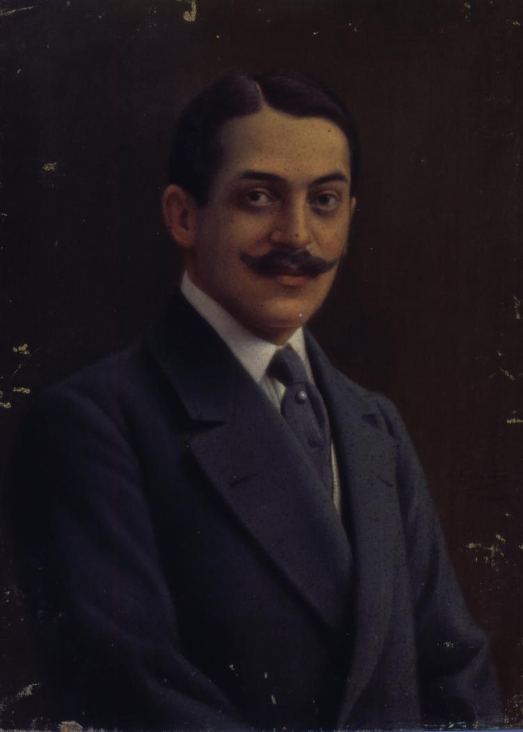 Retrato do Embaixador José da Costa de Macedo Soares