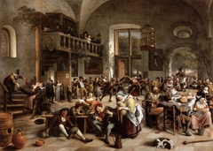 Revelry at an Inn