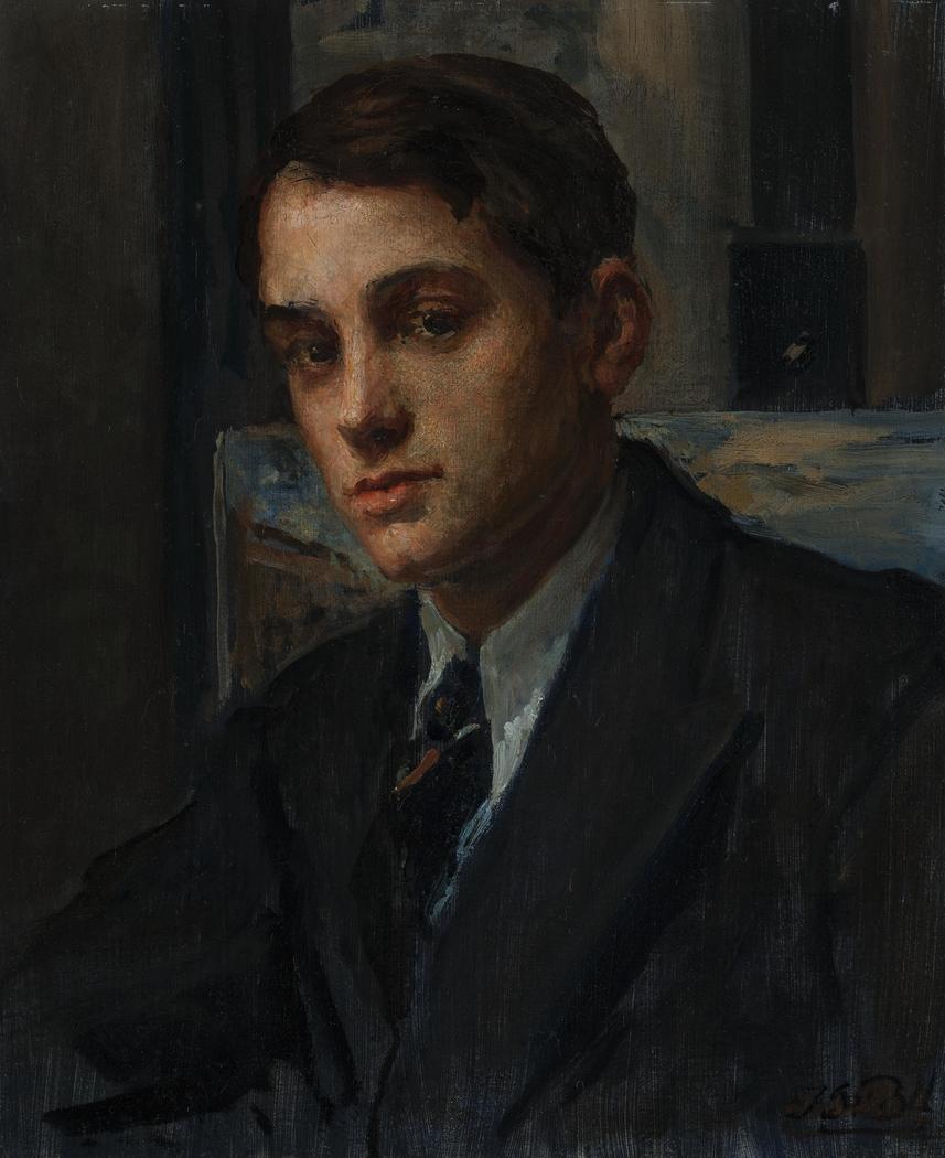 Portrait of Reynold Arnould