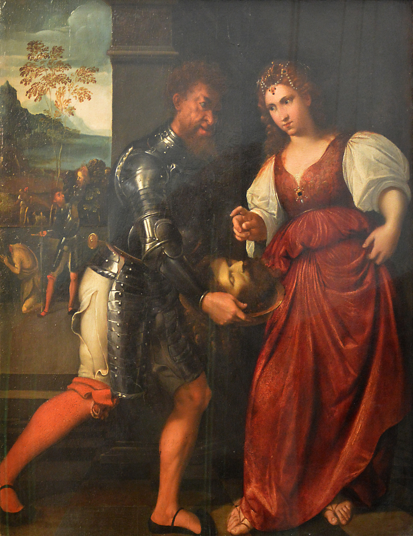Salome Receiving the Head of St. John the Baptist
