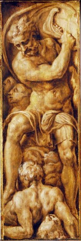 Samson Slaying the Philistines