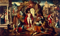 Scenes of the Passion and Resurrection of Christ