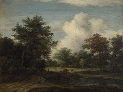Small Woodland Landscape