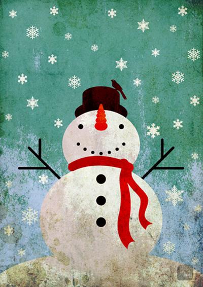 snowpy christmas eve