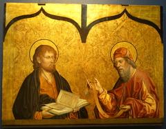 St. Mark and St. Thomas