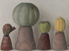 Still Life With Melon