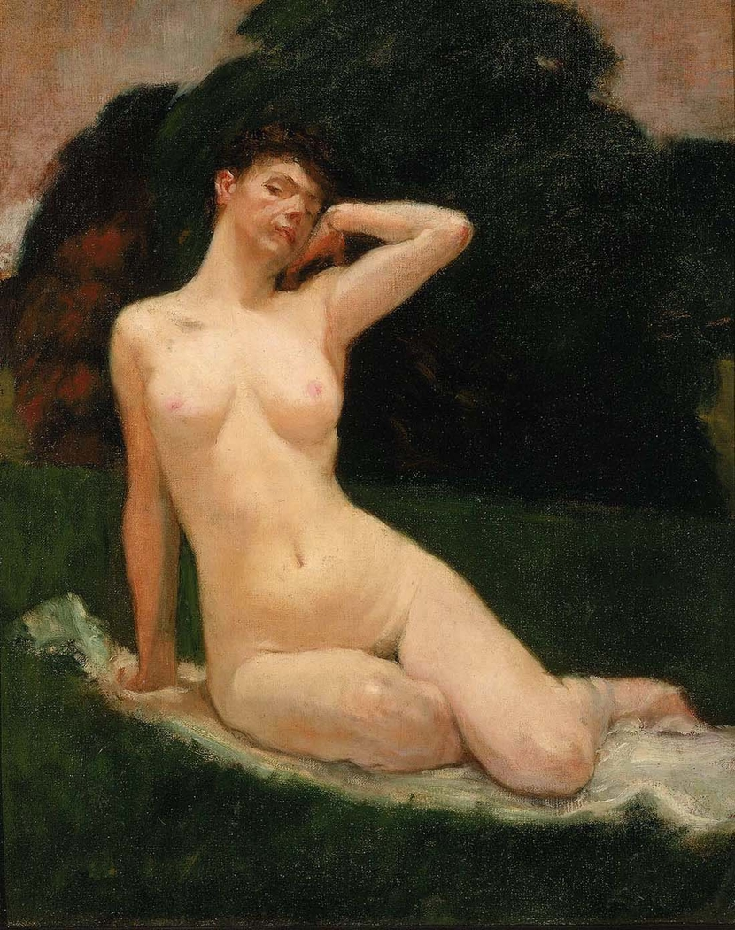 """Study for """"Evening"""""""