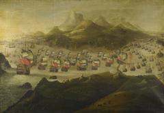 The Battle of Vigo Bay