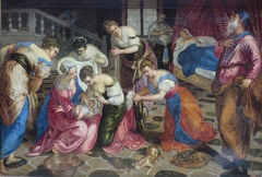 The Birth of John the Baptist
