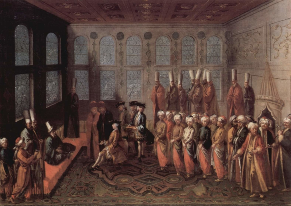 The Concert of the Sultan
