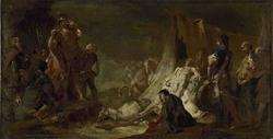 The death of Darius