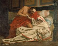 The Death of Tiberius