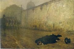 The Execution of Marshal Ney (La Mort du Maréchal Ney)