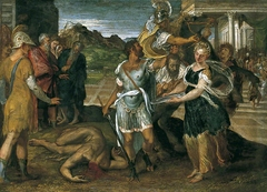 The Execution of St John the Baptist