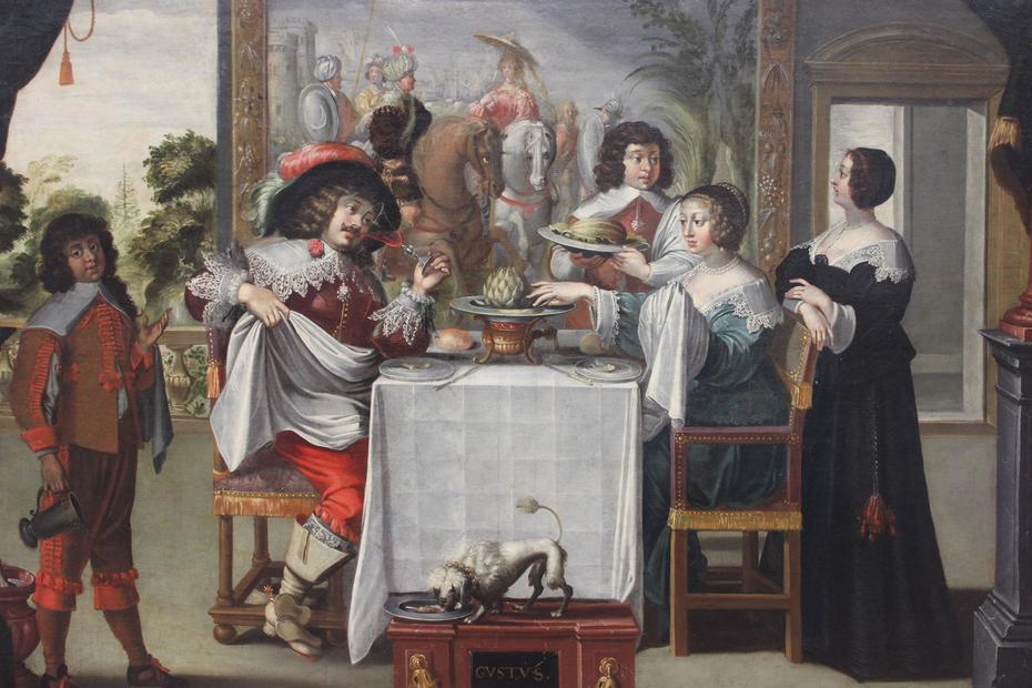 The Five Senses: Taste