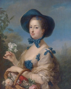 The Marquise de Pompadour as a Gardener (1722–1764)