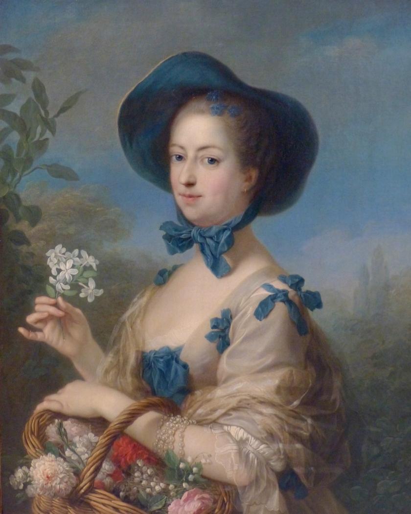 The Marquise de Pompadour as a Gardener (1722–1764)