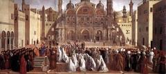 The Preaching of Saint Mark in Alexandria