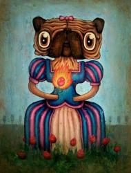 the pug queen