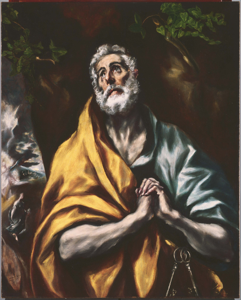 The Repentant St. Peter