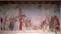 The Visit of Henry III to the Villa Contarini